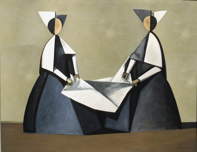 Two Nuns (Due Suore)