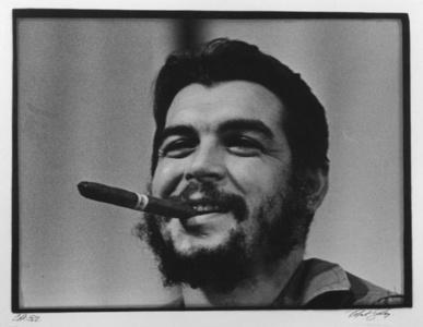Che Guevara with Cigar, 1962