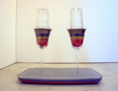 """Série """"Cristaleira"""", Composição 05"""