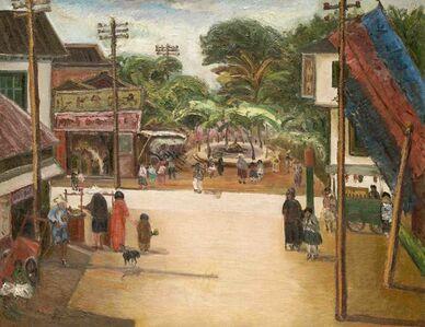Downtown Chiayi