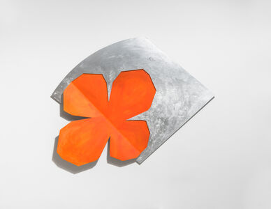 Hidden clover (orange)