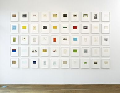 Selection of 50 postcard-prints, many rare and out of print,published between 1968 and 1999