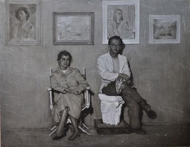 Lorna Selim, 1928-2012, painter