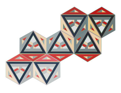 Seven Septahedrons