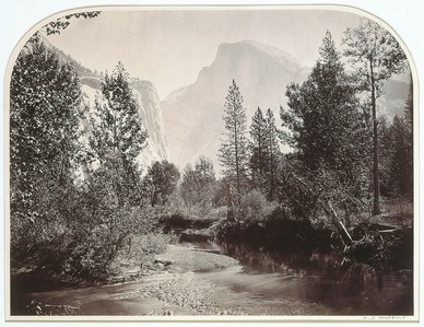 Taysayac, Half Dome, 4967 Ft., Yosemite