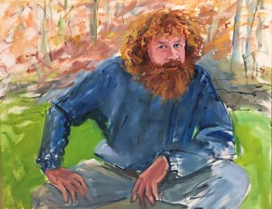 """Portrait of """"Scott"""" (Chaskey) #3"""