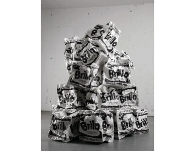"""Brillo Box"" (Andy Warhol)"