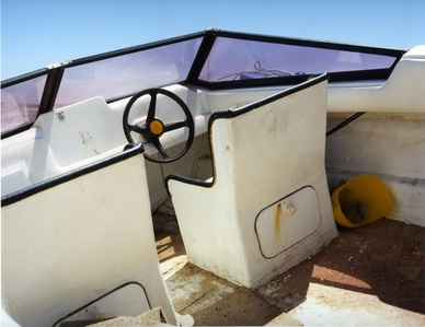 Culatra 08: Boot Interieur