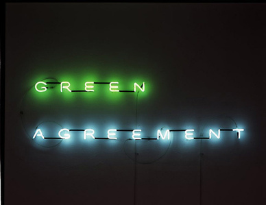 GREEN AGREEMENT