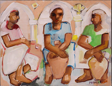 Three Arab Women