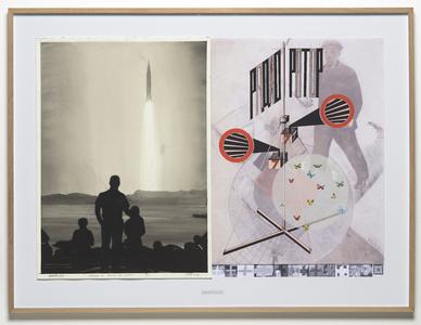 DATES, Radenko Milak & Roman Uranjek,  July 16, 1969,  Watching the Apolo 11 Launch