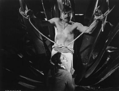 Film still from La Escondida
