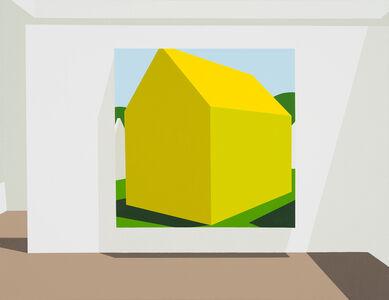 House - White Cube 2013-02