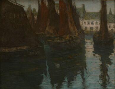 Concarneau, Sardine Boats