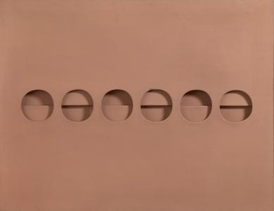 Intersuperficie curva dal rosa