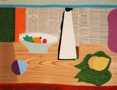 Hommage aux Cubistes: Picasso II ea 13/15