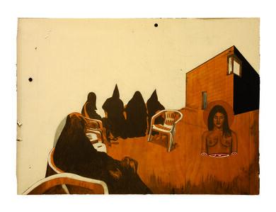 Untitled (Sitting Group)
