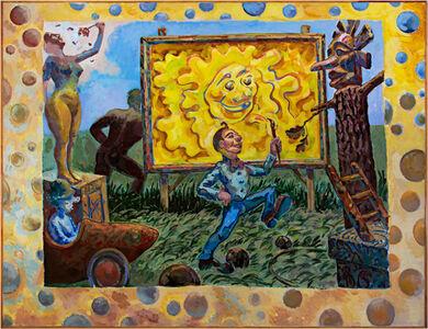 Artist In Heliopolis