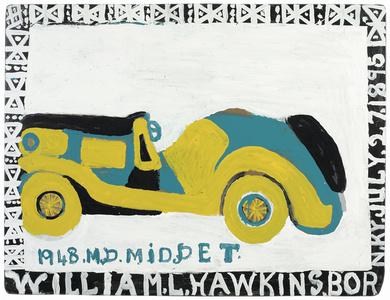 1948. M.G. MIDGET
