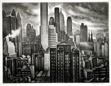 Soaring New York