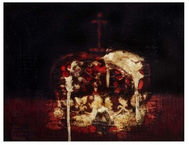 Norwegian Icon/Dignity Object (Crown of King/Nidaros Dome) Ver. II