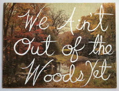 We ain't out of the woods yet