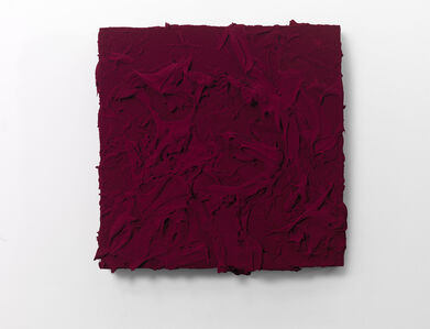 As yet untitled (Quinacridone magenta)