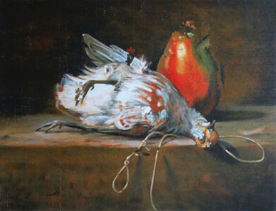 Dead Game II (After Chardin)