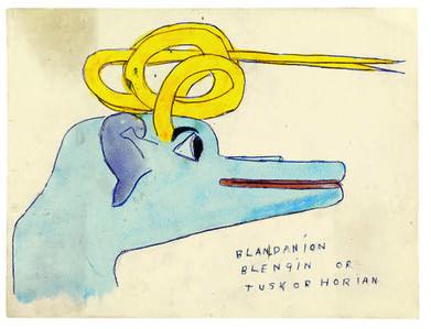Blandanion Blengin or Tuskorhorian