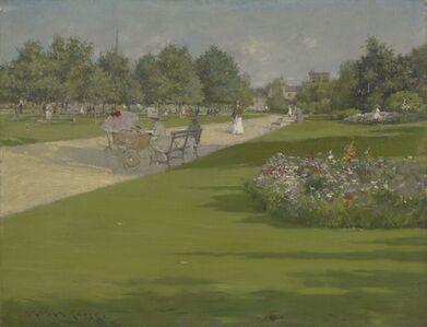 Tompkins Park, Brooklyn