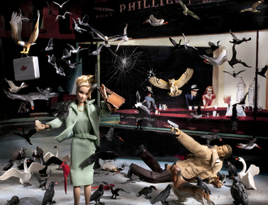 Nighthawks (What would Jack Bauer Do?)