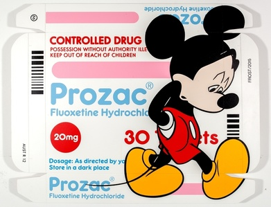 Store In A Dark Place (Mickey on Prozac)
