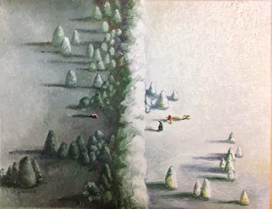 Winter Tree Migration