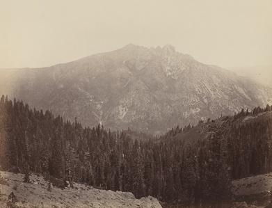 Downeville Butte