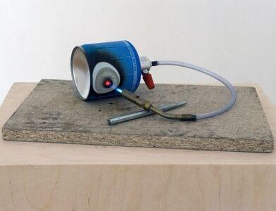 Untitled (gas loop) No. 1