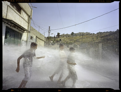 Al Bustan, a Neighborhood in the Village of Silwan, East Jerusalem