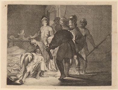 The Death of Cato