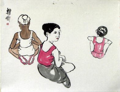Little Dancers 10