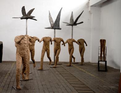 Dancing Figures (6 figures)