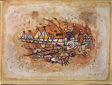 the life and artworks of paul klee Paul klee - artworks displaying 101 through 200 of 290 works, sorted by title,  a little christmas still life paul klee (1914) private collection painting.