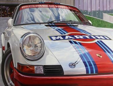 Martini Porsche Carrera