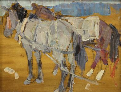 Horses No.6 China