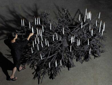 Michele Oka Doner 'Bringing The Fire'