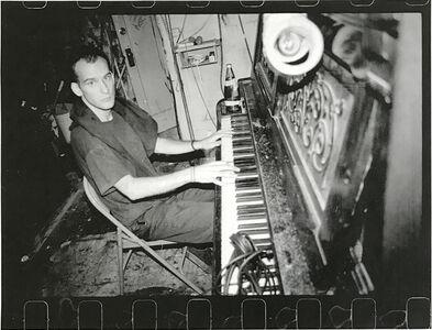 Ian Mackaye (Backstage at IPU, Olympia, WA, 1991)