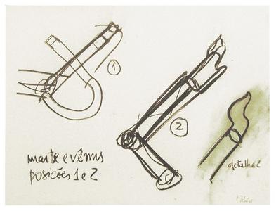 Marte e Vênus (posições 1 e 2)