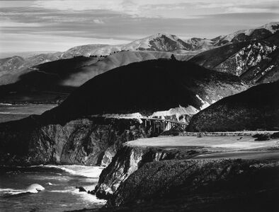 Division Knoll, Bixby Bridge, Sur Coast
