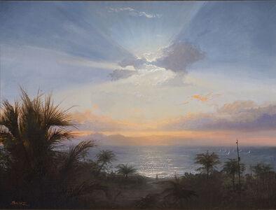 Sunrise Beach Walk- 1.20.17