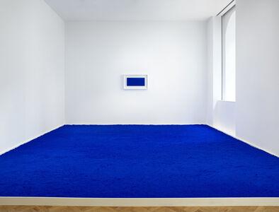 FOCUS: Yves Klein   James Turrell