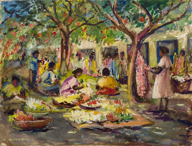 Lei-Makers, Hawaii