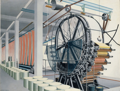 The Paper Machine (Die Papiermaschine)